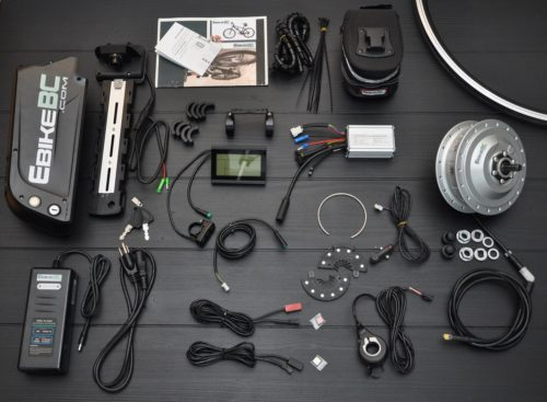 D50 Complete Conversion kit (Copy)