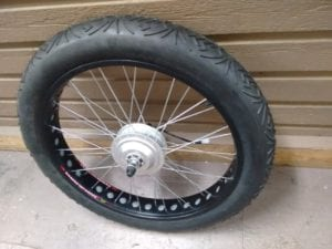 Fat rim 26in (Tire not included)