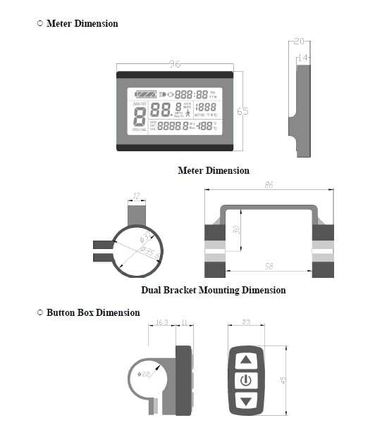 LCD3 20A Controller System