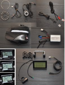 LCD3 22A Controller System