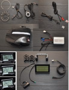 LCD3 17A Controller System