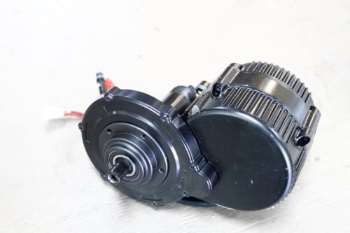 Mid-drive motor & controller 500W