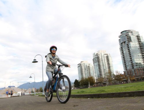 More E-Bikes on the Road Means More Bikes on the Road