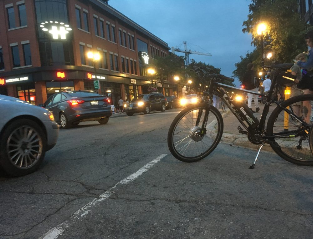 If Faster Cyclists are Safer Cyclists, E-Cyclists are the Safest