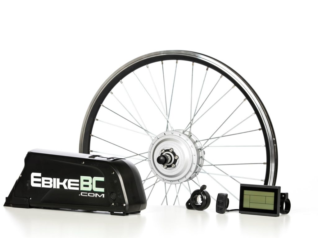 Canada's Favourite EBike and Electric Bike Conversion Kit