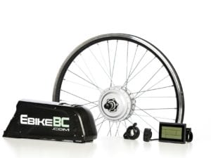 ebike BC D series Kit installation