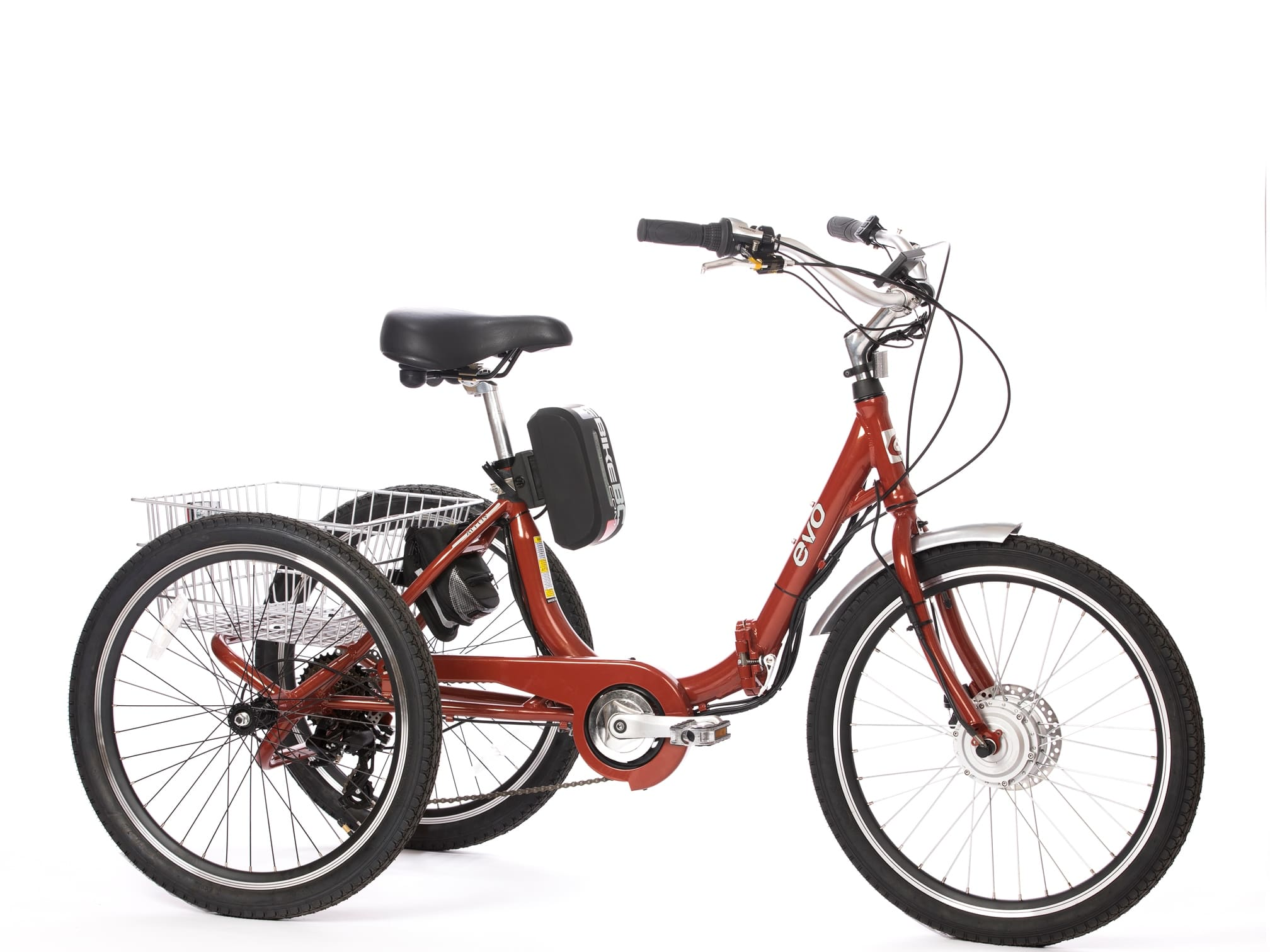 electric folding trike 24in, electric bike canada, best ebike bc, best folding ebike
