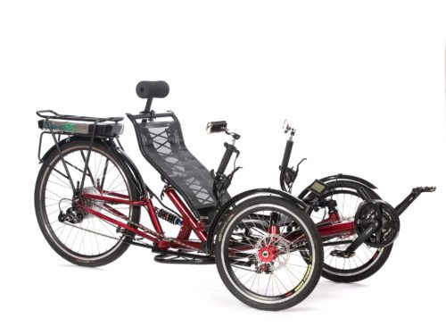 Electric Recumbent Trike 26in, best ebike canada, electric bike bc, electric street bike, retrofit ebike