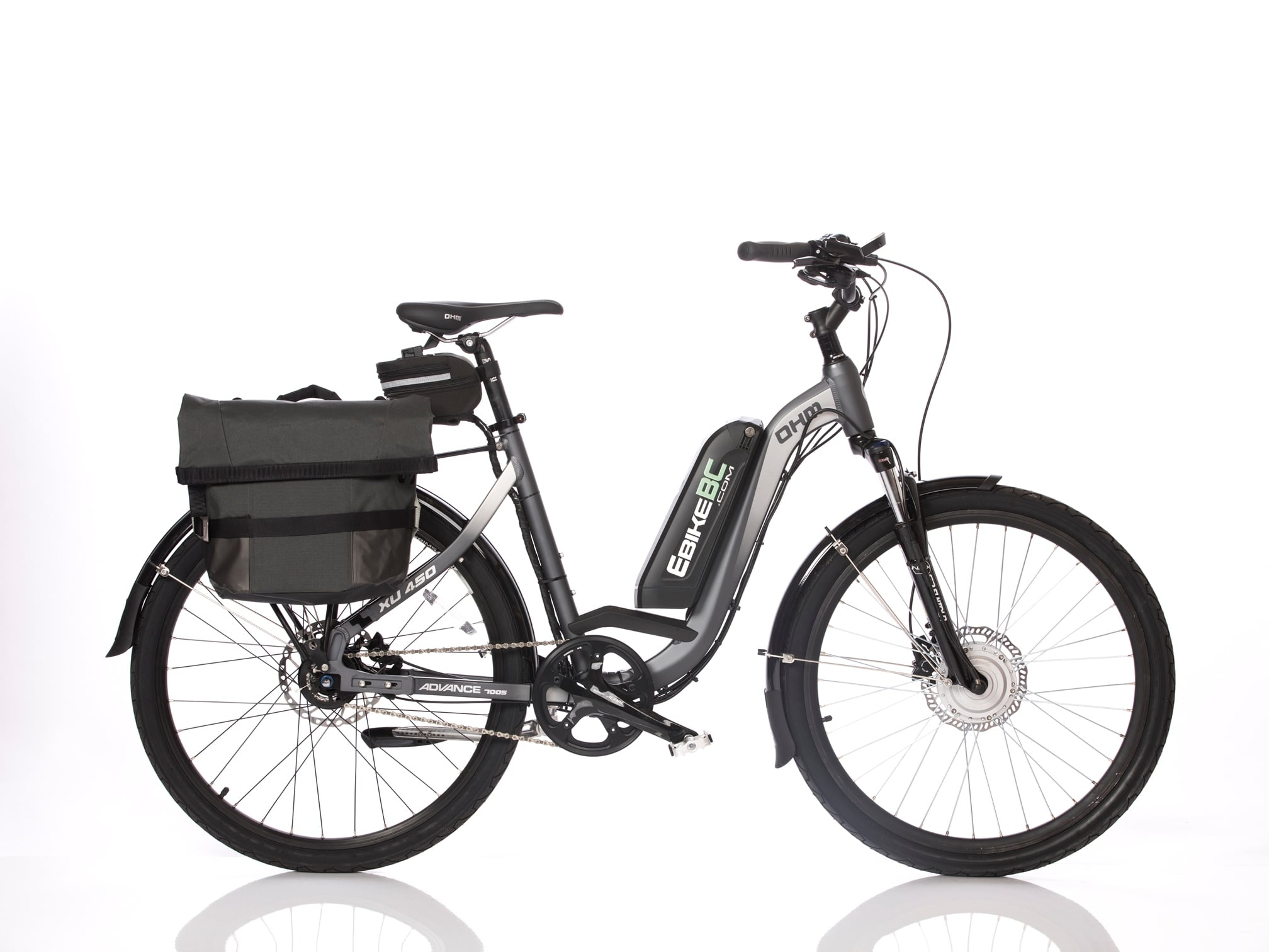 Complete Electric Bikes