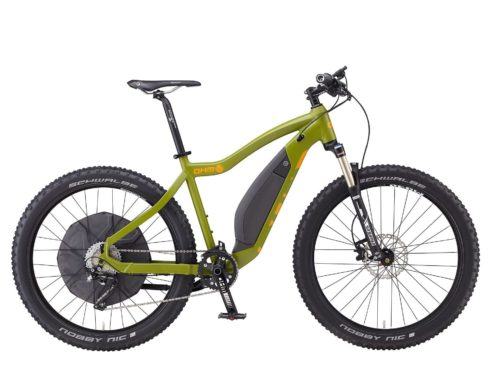 OHM mountain ebike BionX