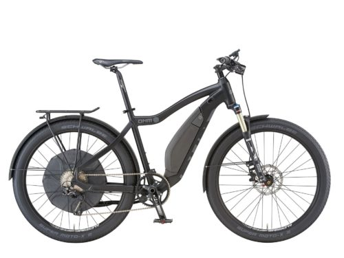 OHM electric sports bike BionX