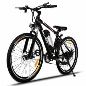 Ancheer Electric Mountain Bike Best Budget Option Ebike