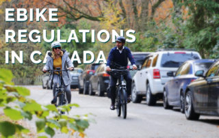Ebike Regulations In Canada