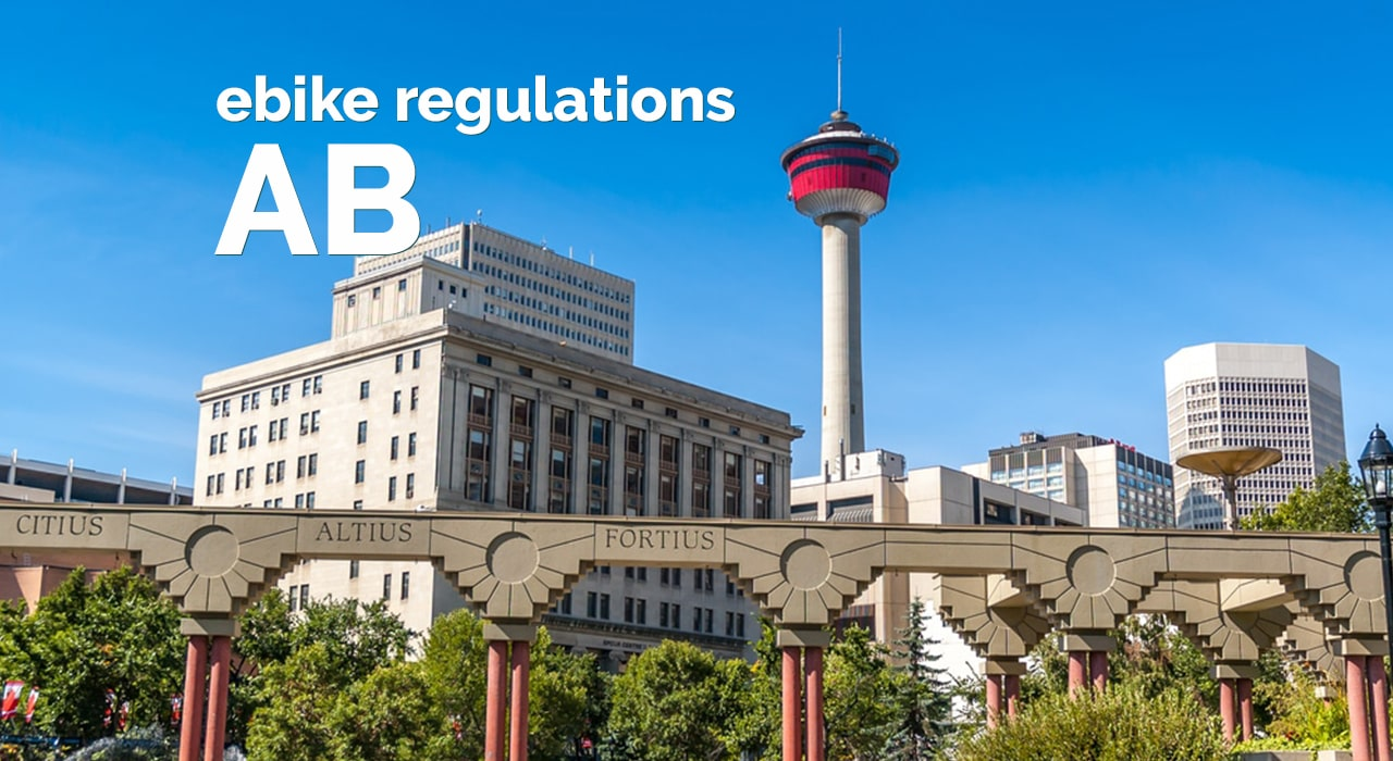 Ebike Regulations In Alberta