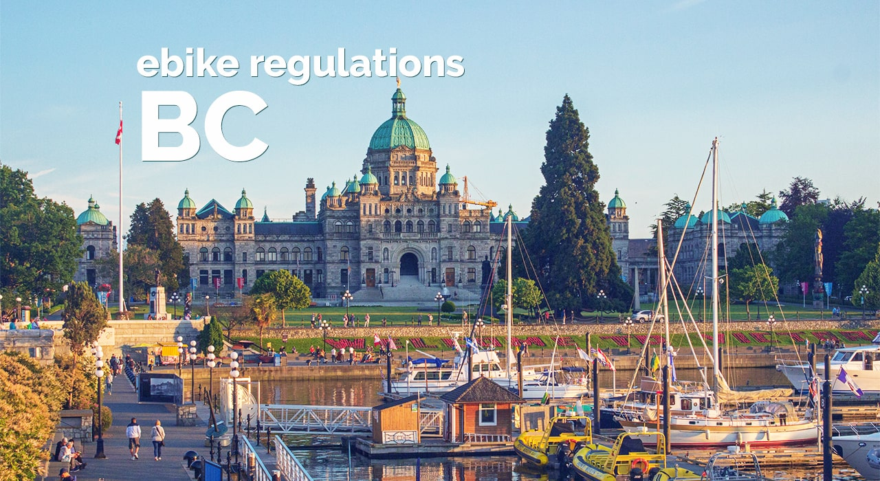 Ebike Regulations In British Columbia