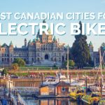 Best Canadian Cities for Electric Bikes