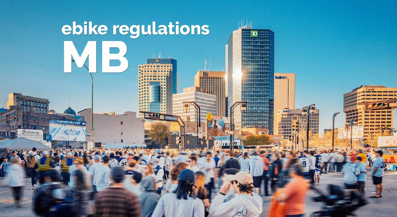 Ebike Regulations In Manitoba