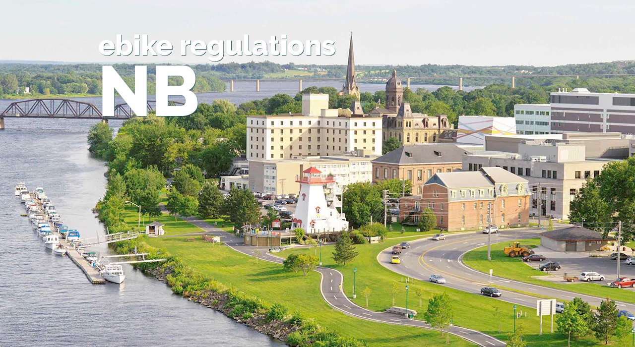 Ebike Regulations In New Brunswick