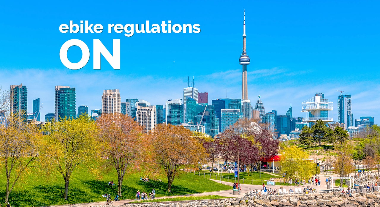 Ebike Regulations In Ontario