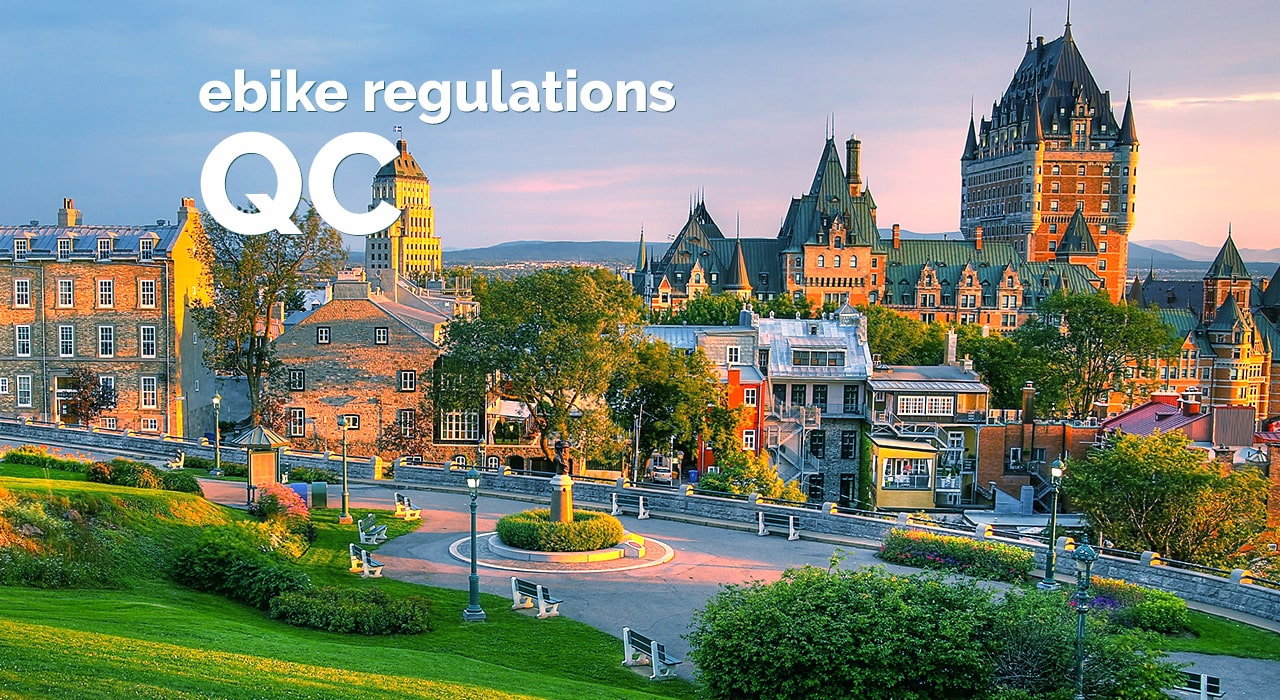 Electric Bike Regulations In Quebec