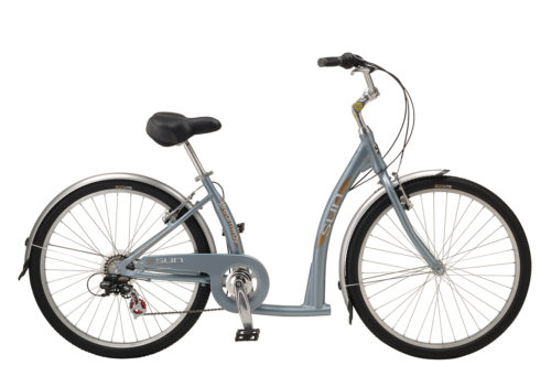"350W Electric Streamway Bike 16"", best retro electric bike canada, best commuter ebike bc,"