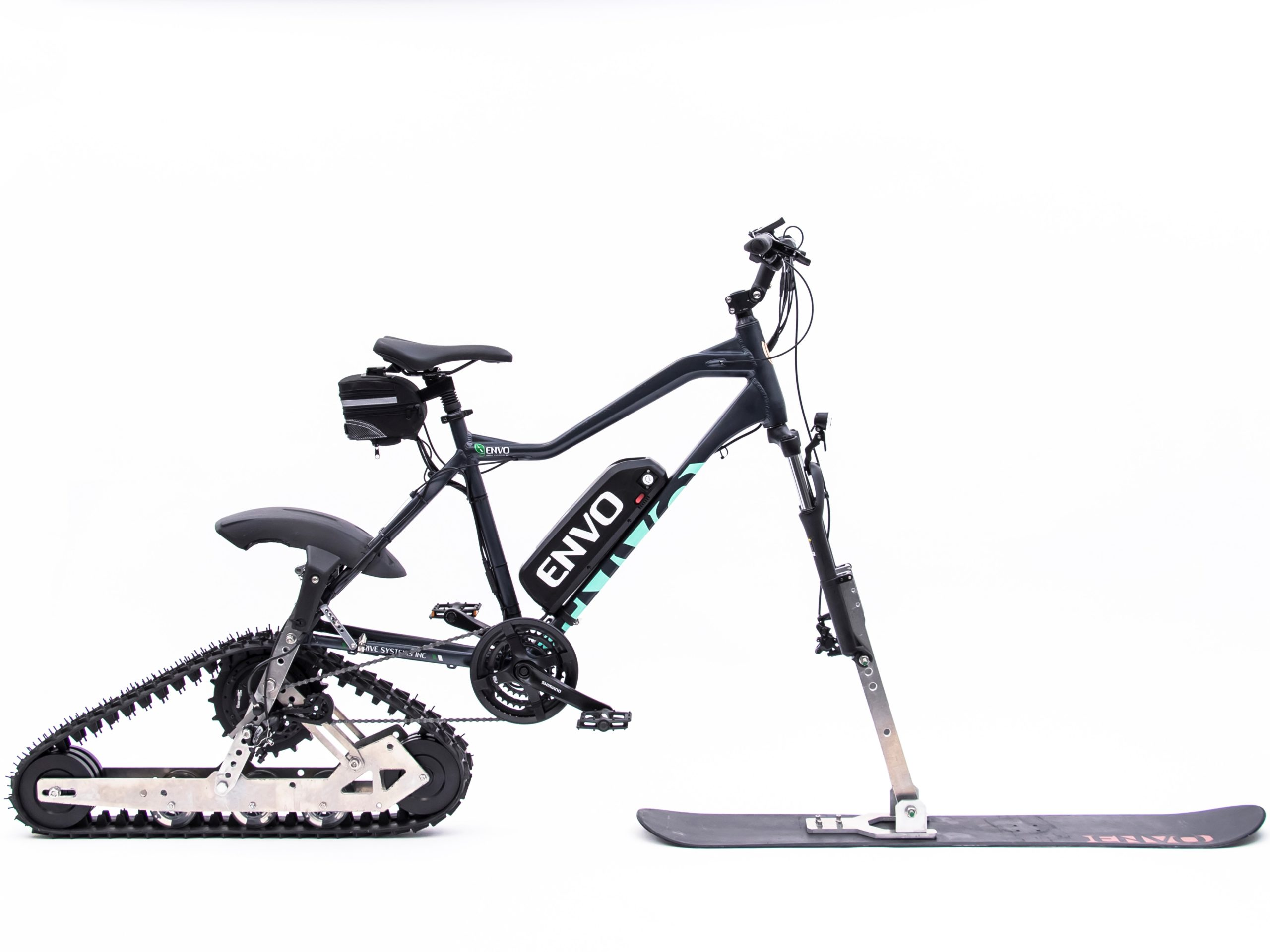ENVO SET TO LAUNCH LOW COST SNOW BIKE TO MARKET