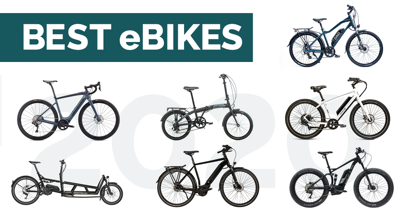 Best Electric Bikes in Canada For 2020