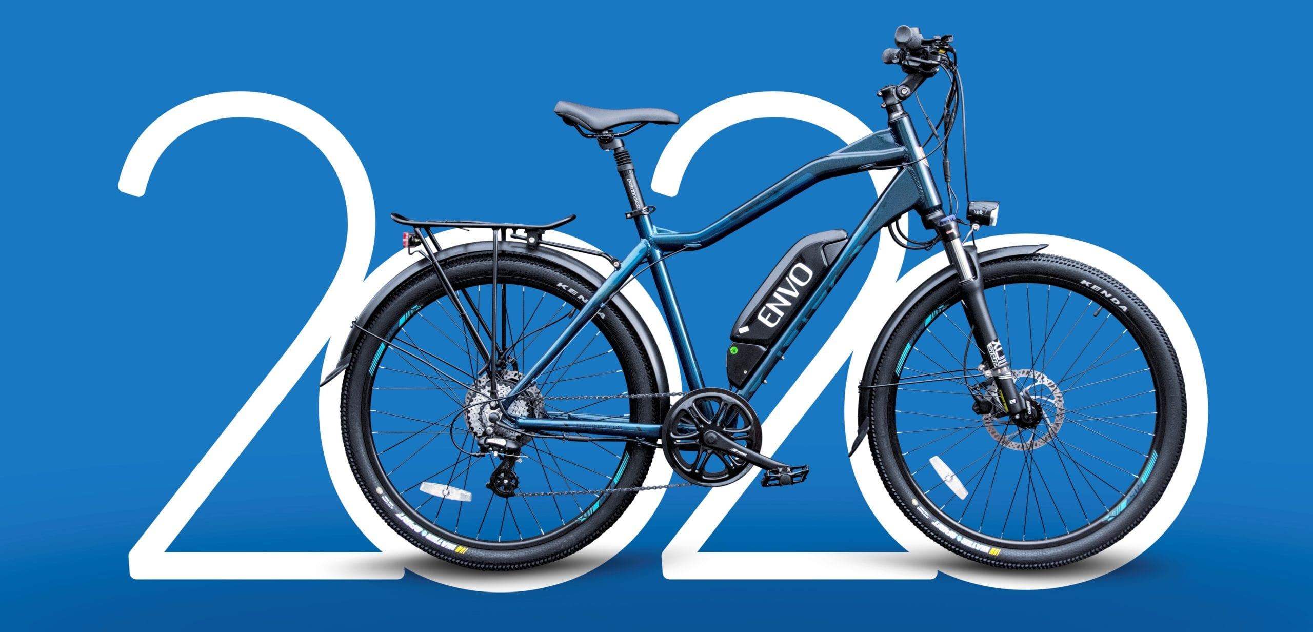 ENVO 20202 electric bike