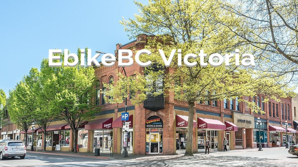 EbikeBC Electric Bike Store in Victoria BC
