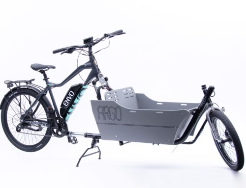 Introducing Add-on Cargo Bike Kit Argo