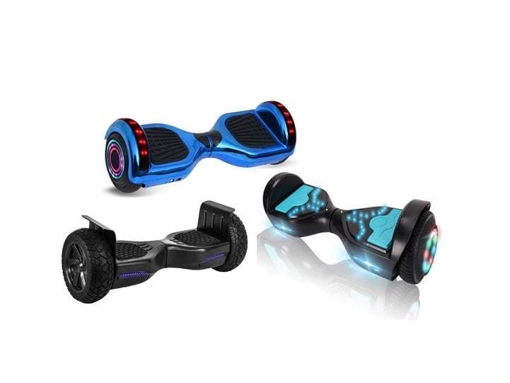 Electric Hoverboards eBikeBC
