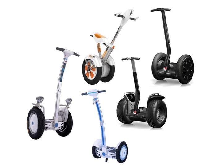 Electric Segway Scooters eBikeBC