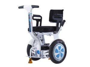 electric wheelchair advanced