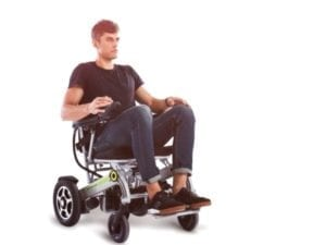 electric wheelchair by Airwheel