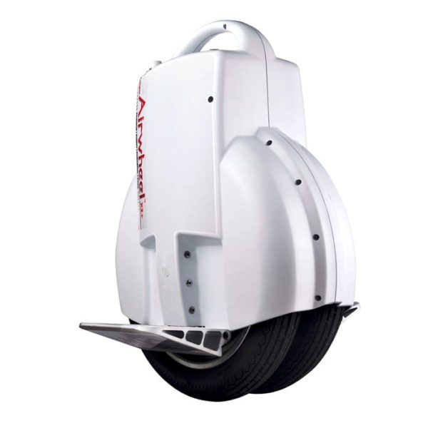 Airwheel Q3 electric unicycle in white