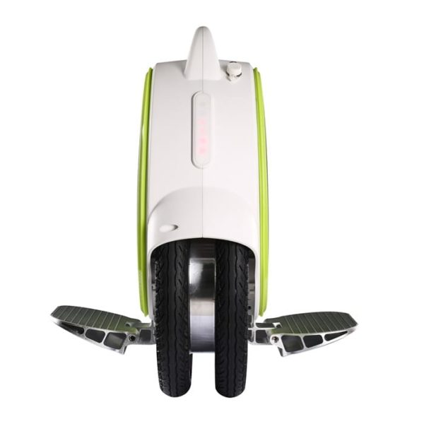 Airwheel Q5 electric unicycle from the front