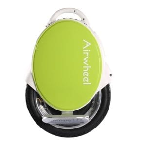 Airwheel Q5 electric unicycle side on
