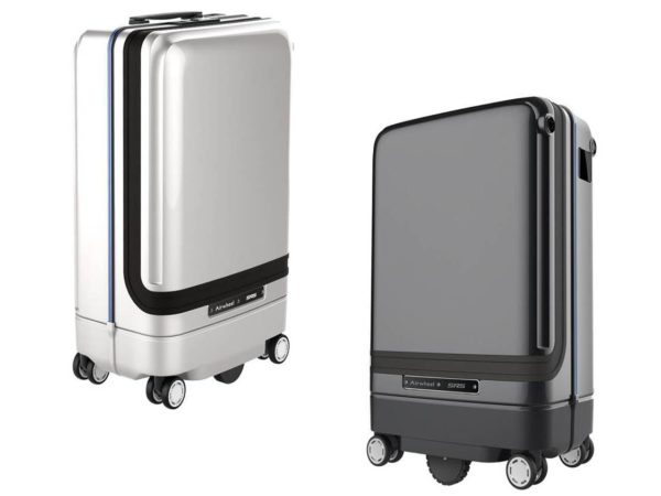 airwheel electric suitcases