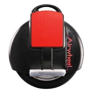 Airwheel X3 X3S electric unicycle from the side