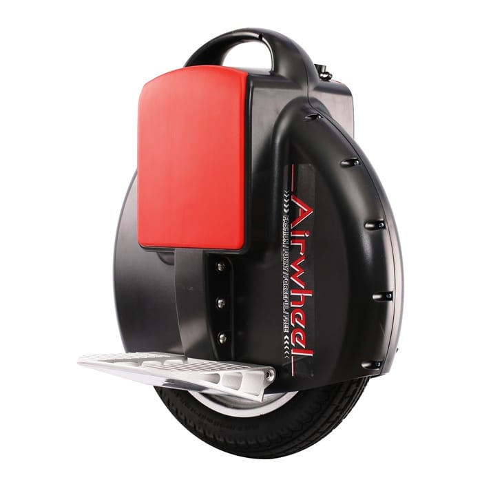 Airwheel X3 X3S electric unicycle in black