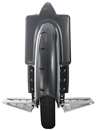 Airwheel X8+ from the back