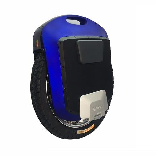 Gotway Monster electric unicycle in blue