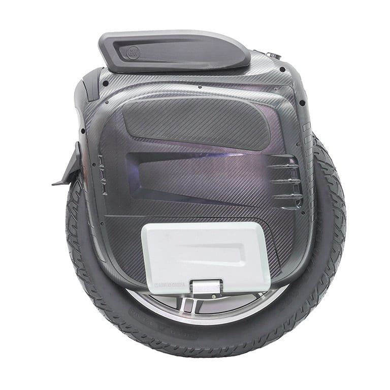Gotway Msuper Pro electric unicycle from the side