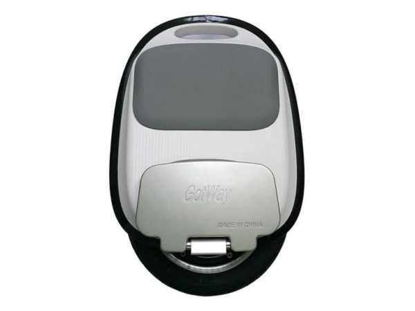 Gotway Mten3 electric unicycle from the side