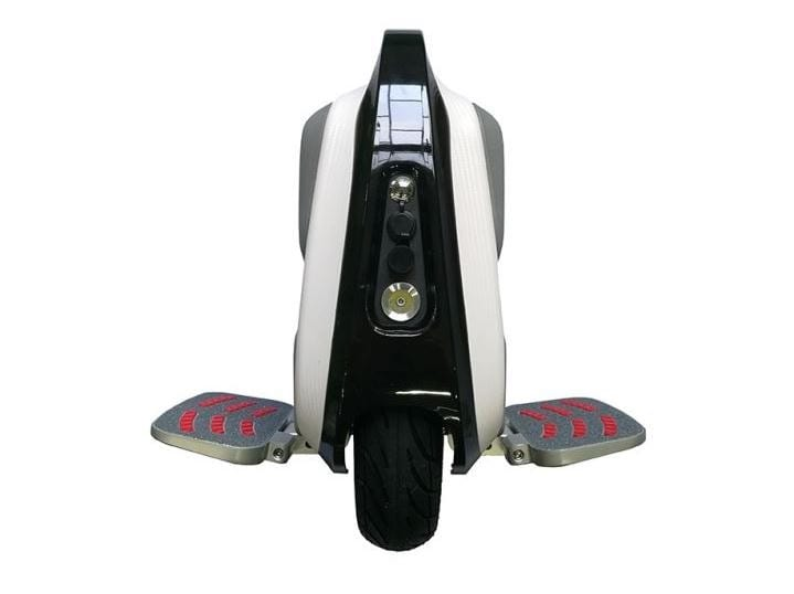 Gotway Mten3 electric unicycle from the front