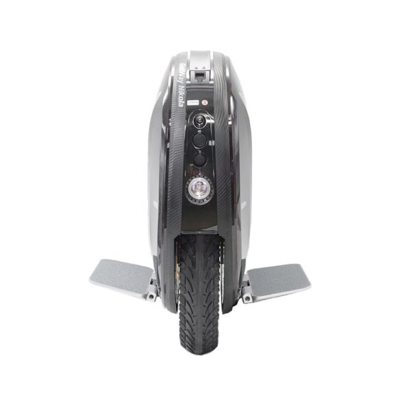 Gotway Nikola electric unicycle from front