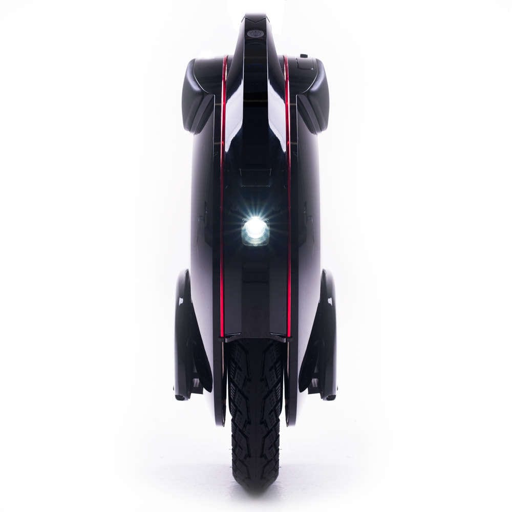Inmotion V8F from the back