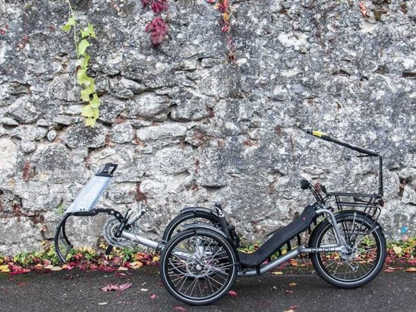 expedition capote rain protection for recumbent trikes