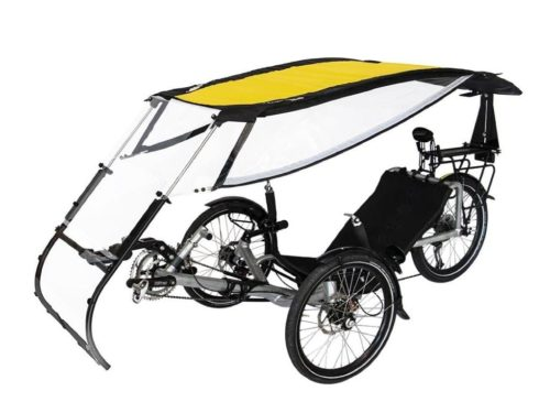 Weather Protection for Bikes & Trikes