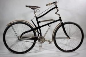 example of an old bike